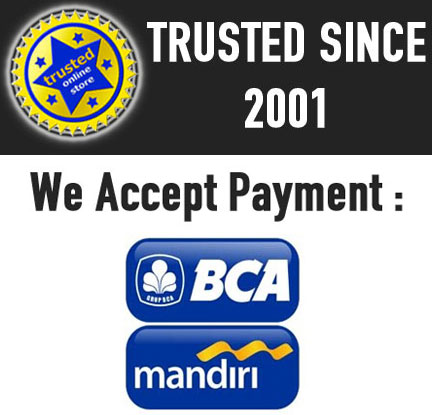 Banner Yanatama Payment Trusted