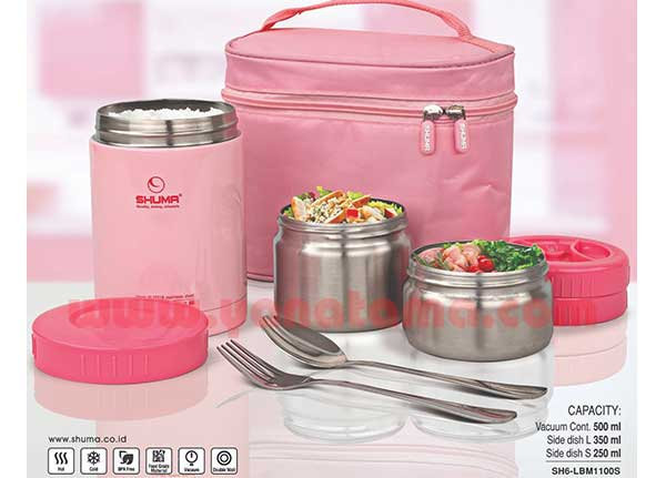 Lunch Box Shuma 500 Ml