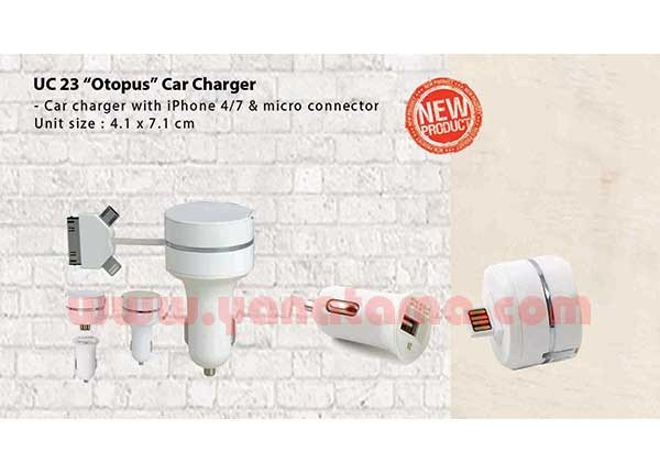 Car Charger Uc23 600x400