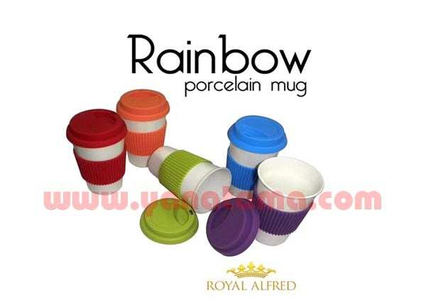 Mug Porselin Rainbow   Rkec 01a 600x400