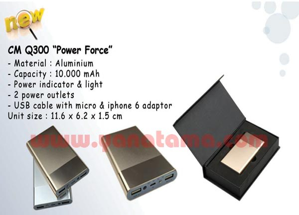 Power Bank Cm Q300 600x400